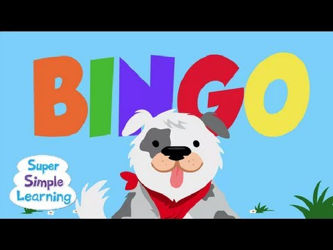 bingo super simple songs