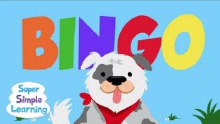 Video BINGO | Super Simple Songs MP3, 3GP, MP4, WEBM, AVI, FLV Oktober 2018