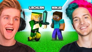 I Eliminated Ninja... In Minecraft