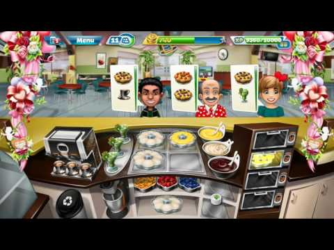 Cooking Fever TOURNAMENT Bakery Level 1