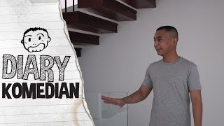 Video Diary Komedian - Tur Rumah Baru MP3, 3GP, MP4, WEBM, AVI, FLV Juli 2018