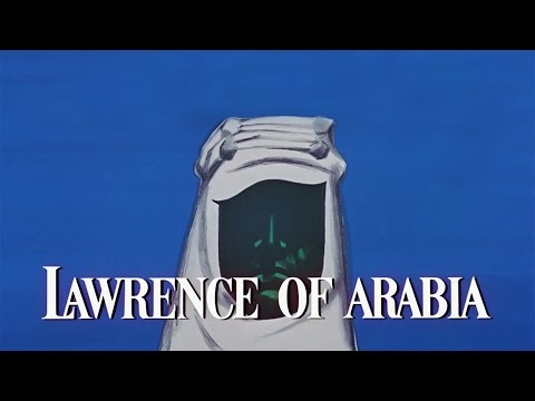 Lawrence of Arabia - trailer - Movies on War 2016