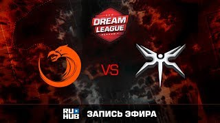 TNC vs Mineski, DreamLeague Season 8, game 1 [Mila]