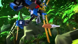 LEGO Ninjago - 70754 Elektrorobot