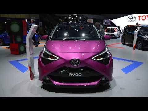Toyota na Salonie Samochodowym w Genewie 2018