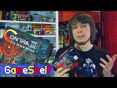 Contra III: The Alien Wars - GameShelf #24