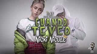 CUANDO TE VEO (Remix) - Nicki Nicole ft Bizarrap - Fer Palacio