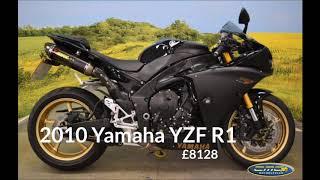 9. 2010 Yamaha YZF R1
