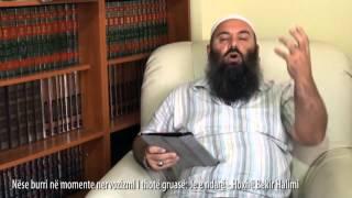 Nëse burri në momente nervozizmi i thotë gruasë: Je e ndarë - Hoxhë Bekir Halimi
