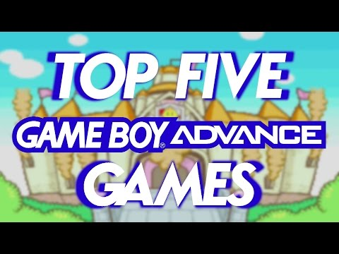 Top Five GBA Games