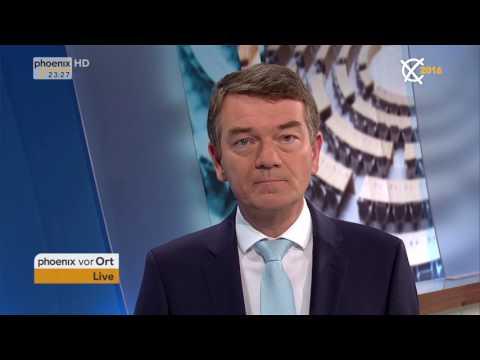 Landtagswahlen: Abgeordnetenhauswahl in Berlin - Jörg Schönenborn zu den Ergebnissen am 18.09.2016