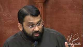 Truth about the Evil Eye: Seeking protection against al-'Ayn - Yasir Qadhi   February 2011
