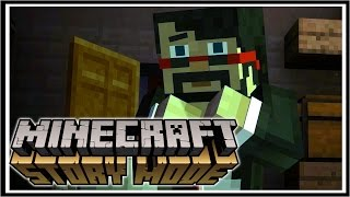Minecraft STORY MODE | A PORTAL TO MYSTERY | Episode 6 [1/3]
