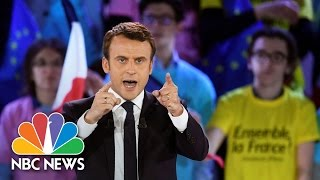 Video Emmanuel Macron: France's Youngest Leader Since Napoleon Tougher Than You Think | NBC News MP3, 3GP, MP4, WEBM, AVI, FLV November 2017