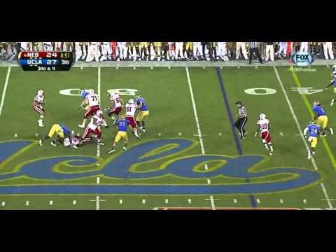 Ameer Abdullah vs UCLA  & Georgia 2012 video.