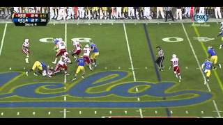 Ameer Abdullah vs UCLA & Georgia (2012)