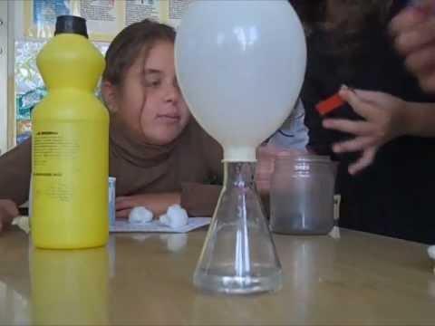 Хемиски Експерименти - Chemical Experiments