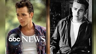 How Luke Perry's stardom spanned two generations | GMA