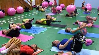 Pilates alternativou nejen pro ženy