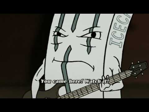 athf - Intro from the Aqua Teen Hunger Force Colon Movie Film for Theaters. Performed by Mastodon.