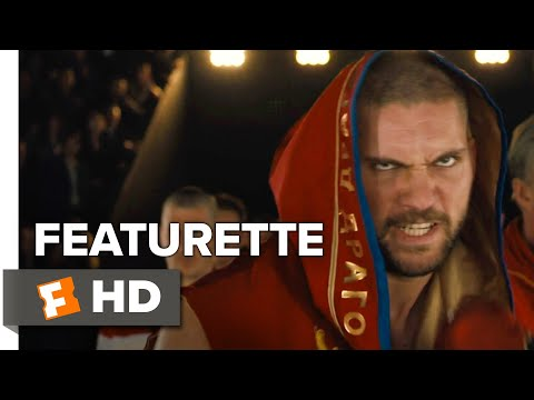 Creed II Featurette - Viktor Drago (2018) | Movieclips Coming Soon