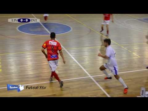 1T Liverpool Vs Inter / Futsal / Durazno / Julio 2017
