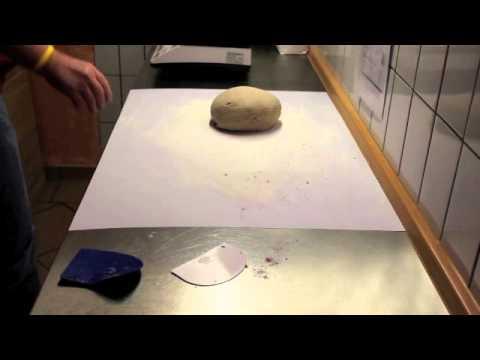 Das innovative Teigbearbeitungstuch (Ulraflon)