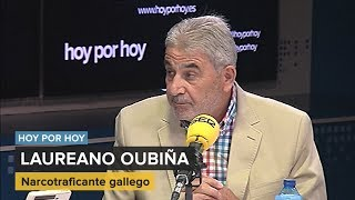"""Laureano Oubiña asegura que los delitos que él cometió no han causado tanto daño porque """"el hachís no ha matado a nadie""""Síguenos en nuestras redes sociales:Facebook: http://www.facebook.com/cadenaserTwitter: http://www.twitter.com/La_SERInstagram: http://www.instagram.com/La_SERDescarga nuestra app para móviles y tablets:http://cadenaser.com/estaticos/ser-en-tu-movil/Puedes ver estos y otros más vídeos en: http://cadenaser.com/tag/videos/a/"""