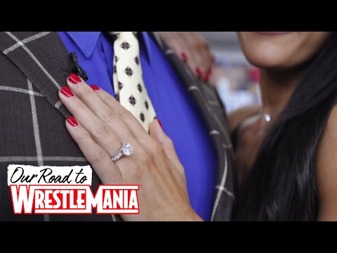 Exclusive photos of Nikki Bella's stunning engagement ring! 💎