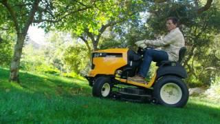 10. Differential Lock Control | New to Cub Cadet® Garden Tractors