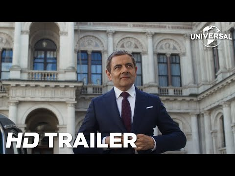 Johnny English Strikes Again | Official Trailer #1| UIP Thaiand