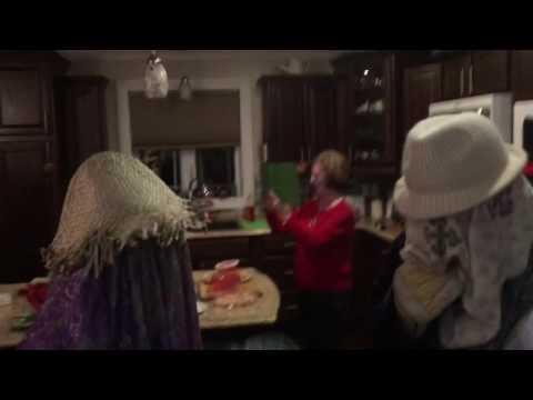 Mummers take Hearts Delight-Islington 2016