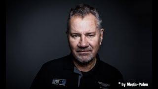 Manfred Lehmann - Interview mit der Stimme von Bruce Willis, Gerard Depardieu