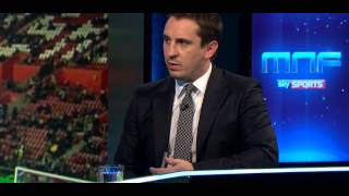 Stoke vs Arsenal Post match analysis - Gary neville and Jamie Carragher