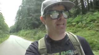Off and On Road Electric SkateBoard Sesh with Chris Bennett by Bubbleman's World