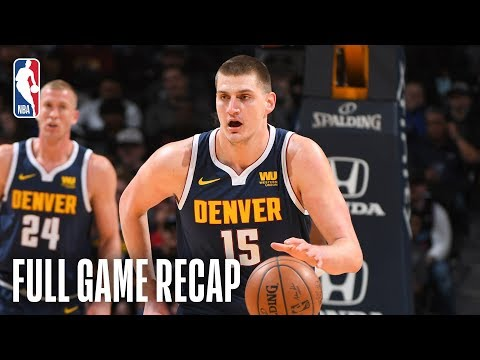 Video: HEAT vs NUGGETS | Jokic & Beasley Lead Denver | February 11, 2019