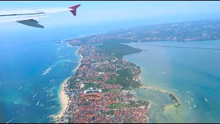 Video Air Asia Flight - Bali to Bangkok - January 2016 MP3, 3GP, MP4, WEBM, AVI, FLV Juni 2018
