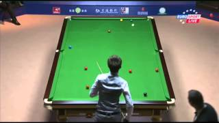 Stephen Maguire - Xiao Guodong (Full Match) Snooker Shanghai Masters 2013 - Round 1