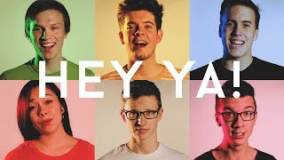 [Official Video] Hey Ya! - Shot-C (Acappella Cover)