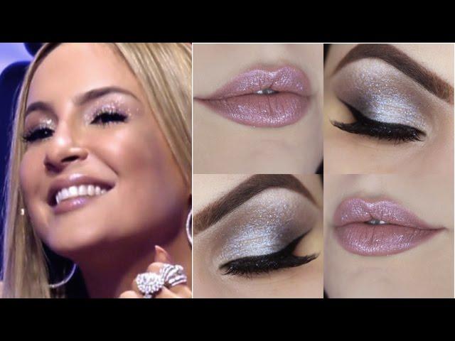 Maquiagem Iluminada em 3 minutos - Holiday Makeup Tutorial - Pausa para Feminices
