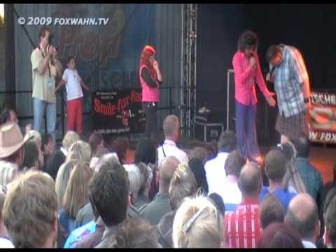DJ Rainer H. und IDE beim Popschlagertag 2009