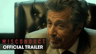 Nonton Misconduct  2016 Movie     Josh Duhamel  Al Pacino  Anthony Hopkins      Official Trailer Film Subtitle Indonesia Streaming Movie Download