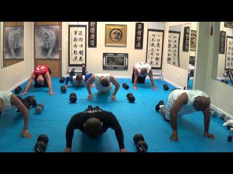 Martial Arts Strength Training Program