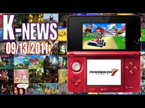 K-News – Monster Hunter 4, Mario Tennis, Bravely Default & Pink 3DS