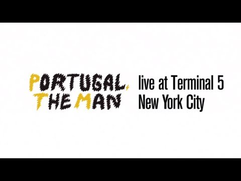 Portugal. The Man - Live at Terminal 5