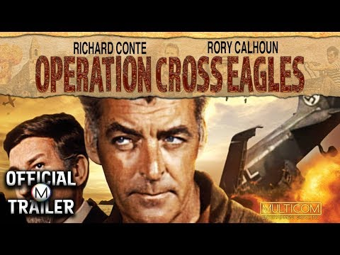 OPERATION CROSS EAGLES (1968) | Official Trailer | HD