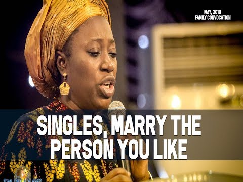 Dr Becky Paul-Enenche-FAMILY CONVOCATION-SINGLES