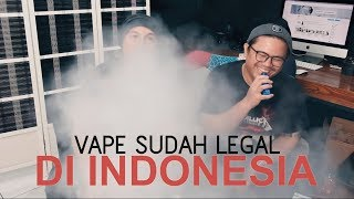 Video VAPE LEGAL. APAKAH SUDAH AMAN BUAT KESEHATAN? | Feat. @Fatriio MP3, 3GP, MP4, WEBM, AVI, FLV Februari 2019
