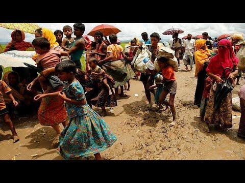 Μικροί «Αϊλάν» Ροχίνγκια ξεβράστηκαν στις ακτές του Μπανγκλαντές