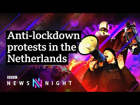 What's causing unrest in the Netherlands? - BBC Newsnight